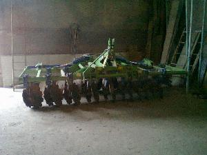 Offers Disc harrows Agromet plegable used