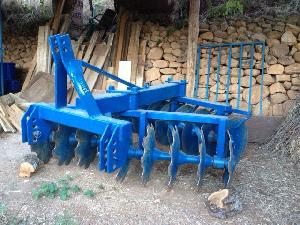 Sales Disc harrows Unknown  Used