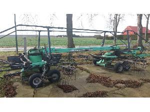 Sales Tedding equipment. Rakes Deutz k 3.80 vario Used