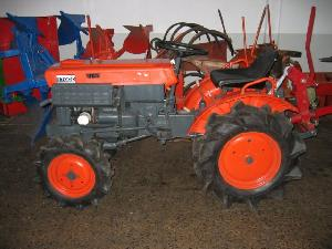 Sales Garden tractors Kubota b-7000-dt Used