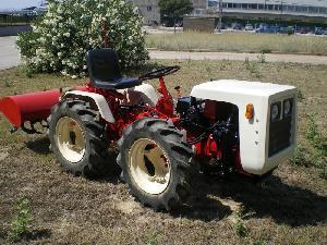 Buy Online Garden tractors Lander 621 dt  second hand