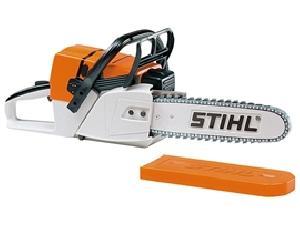 Sales Chain saw Stihl motosierra juguete  a pilas - motosierra Used