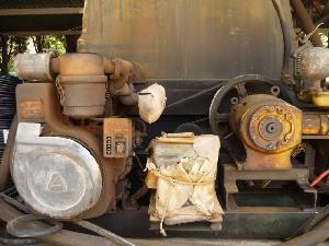 Buy Online Sprayers Unknown equipo de pulverizar profesional y furgoneta  second hand