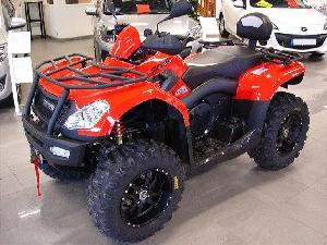 Buy Online Quad bike GOES 625i max limited edition diablo  second hand