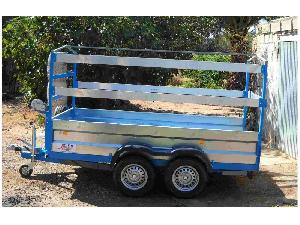 Buy Online Multifunction Trailers Unknown delfin remolques  second hand