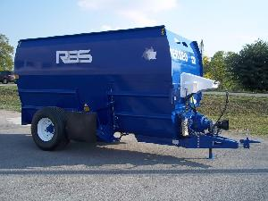 Sales Trailers Unifeed Unknown rbs perseo ares Used