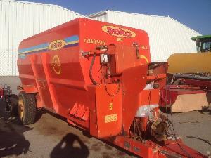Offers Trailers Unifeed Seko samurai 3 used