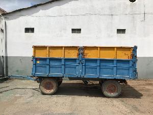 Sales Farm trailer Unknown san jose Used