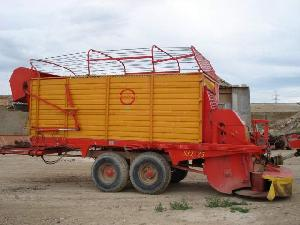 Offers Self loading wagons Juscafresa  used