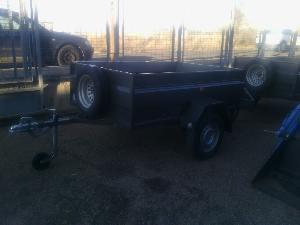 Offers Car trailer SEGURECA  used