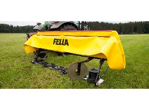 Offers Disc mowers Fella sm168 used