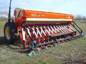 Sales Till Seed Drill Sola eurosem 888 Used