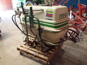 Sales Tractor-mounted sprayer Fitosa  Used