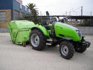 Sales Garden tractors TUBER 40 Used