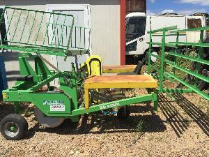 Buy Online Green Vegetable Transplanter Hortech h2 141  second hand