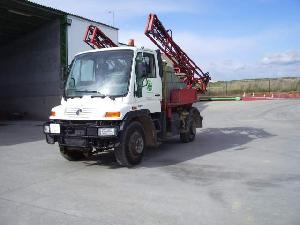 Sales Unimogs Mercedes-Benz u300 Used