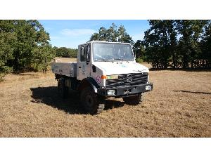 Sales Unimogs Mercedes-Benz u1300l Used