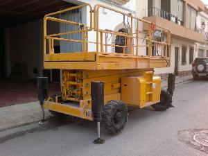 Sales Others Haulotte 15 sx Used