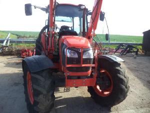 Buy Online Tractors Kubota m9960  second hand