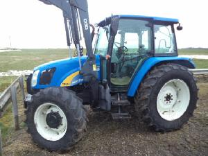 Sales Tractors New Holland t5030 Used