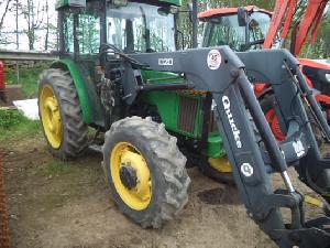 Sales Tractors John Deere 5300 Used