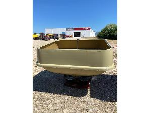 Sales Mounted Fertiliser Spreader Aguirre abonadora ac2 1500 poliester Used