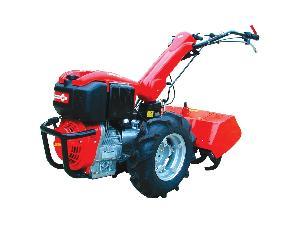 Sales Rototiller BARBIERI guepard diesel Used