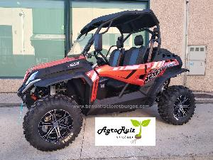 Buy Online Multipurpose vehicles CF MOTO zforce 550-800-1000 eps ex limited edition  second hand