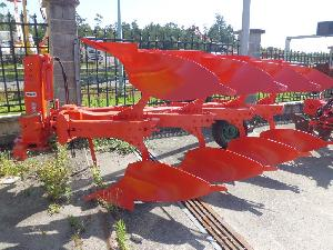 Sales Drawn Ploughs Vogel Noot vn s850 st/4 Used