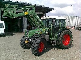 Tractores agrícolas Fendt 209 Vario Fendt