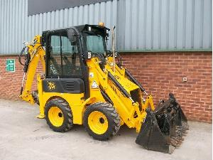Sales Backhoe loaders JCB 1cx Used