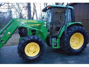 Sales Accessories for tractors John Deere 6430 Used