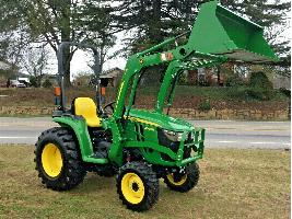 Complementos para Tractores John Deere 3032E John Deere