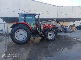 Tractores agrícolas 6465 Massey Ferguson