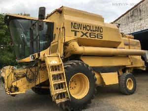 Sales Grain Harversters New Holland tx 66 Used
