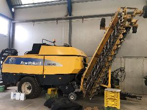 Sales Large balers New Holland empacadora  mod. bb940 Used