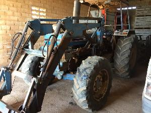 Sales Tractors New Holland ford 7810 con pala Used
