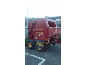 Sales Round baler New Holland 648 Used