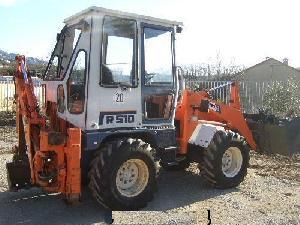Sales Crawler Excavators Kubota r510 Used