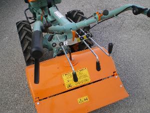 Sales Rototiller RINGO motocultor diesel Used