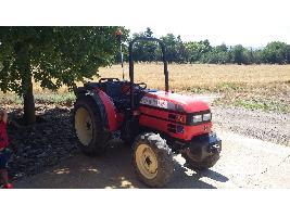 Tractores agrícolas Same Solaris Same