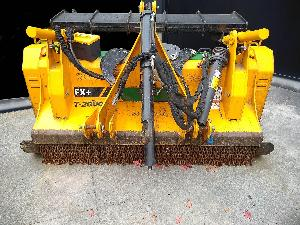 Sales Forestry mower Serrat fx+t2000 Used