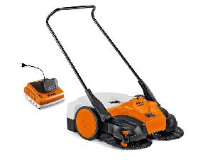 Buy Online Mechanical Sweepers Stihl kga-770  second hand
