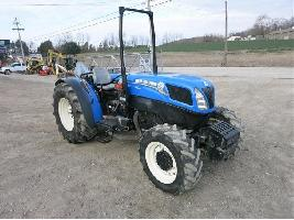 Tractores agrícolas T 4.105 F  New Holland