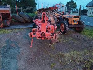 Buy Online Mouldboard Ploughs Vogel Noot 850  second hand