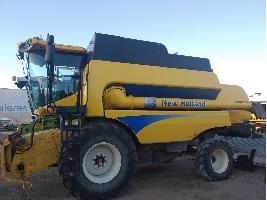 Cosechadoras de cereales Cosechadora New Holland CSX 7040 New Holland
