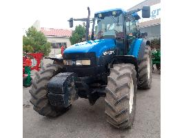 Tractores agrícolas Tractor New Holland TM115 New Holland