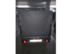 Remolques para vehículos Desconocida