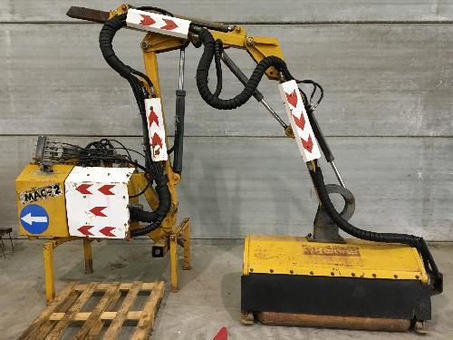 Desbrozadoras Hidráulicas de brazo Belafer BRAZO DESBROZADOR MAC-2
