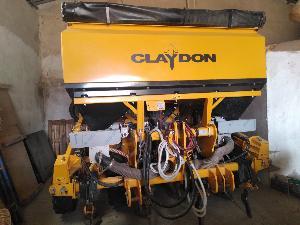Venta de Sembradoras de siembra directa Claydon sembradora/abonadora directa usados